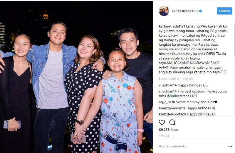 35 photos of Momshie Karla that show being a mother is the best job in the world