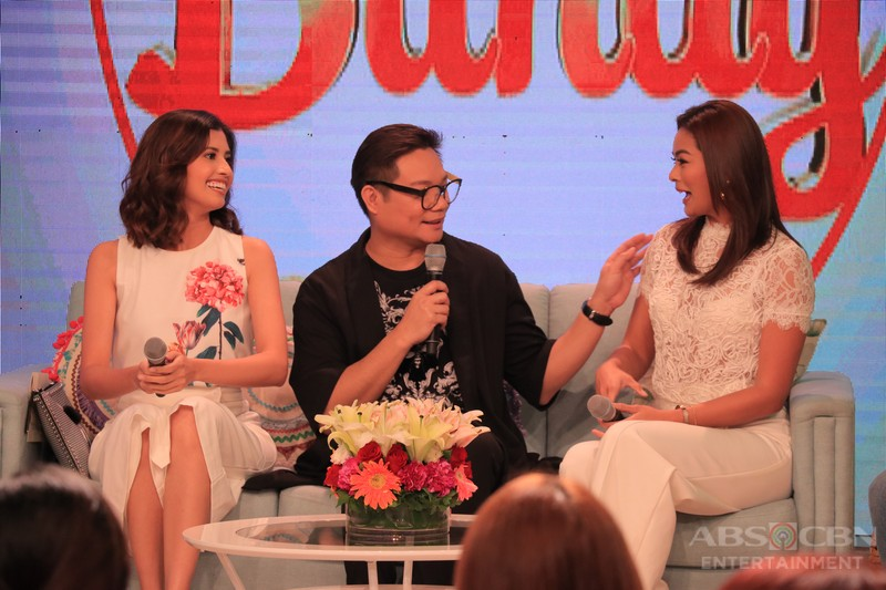 PHOTOS: Magandang Buhay with Ogie Diaz and Jonas Gaffud