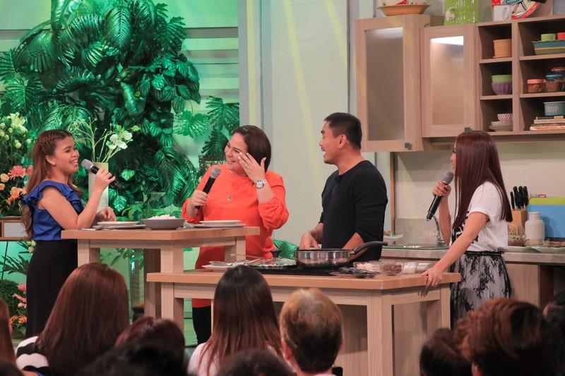 PHOTOS: Magandang Buhay with funny popshies Joey Marquez, Jason Gainza & Eric Nicolas