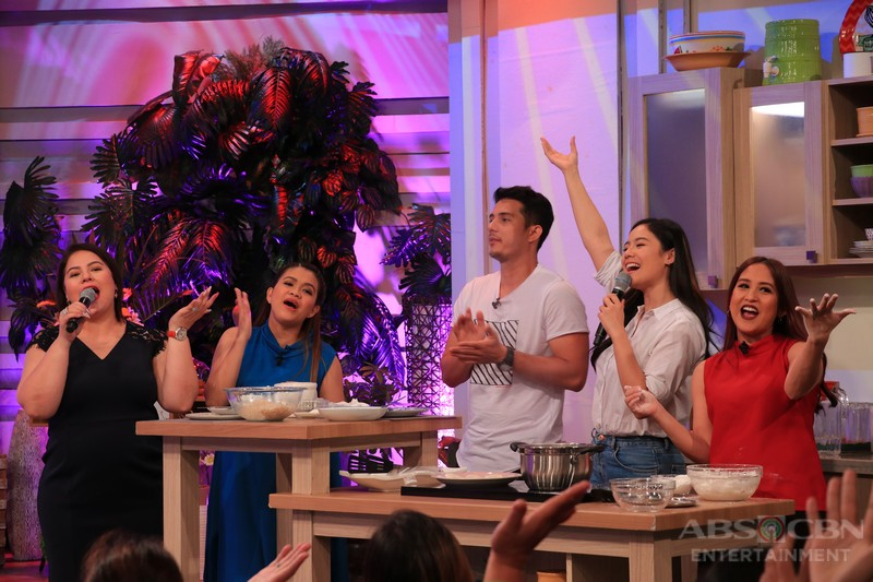 PHOTOS: Magandang Buhay with Ritz and Ejay