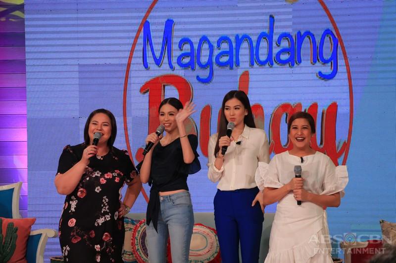 Magandang Buhay with Toni and Alex Gonzaga
