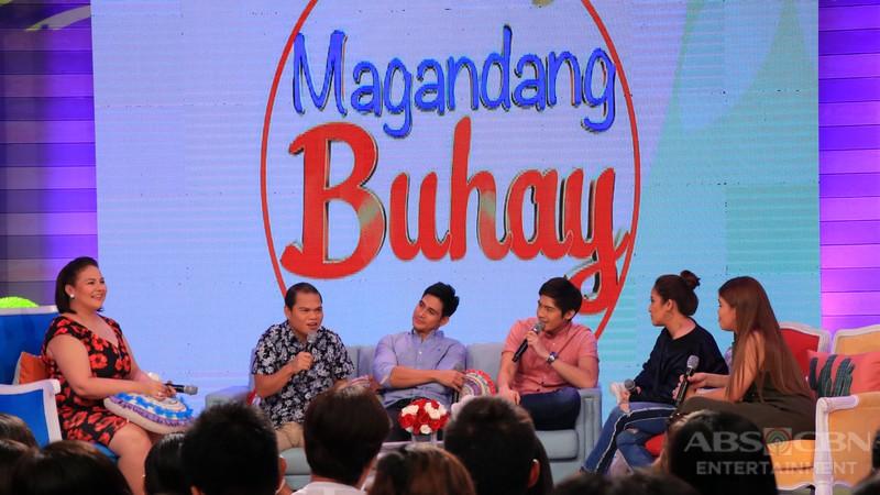 PHOTOS: Magandang Buhay with Piolo Pascual