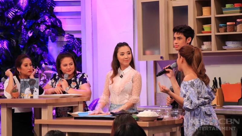 PHOTOS: Magandang Buhay with Ria Atayde & Joseph Marco and VJ Donny & VJ Sunny