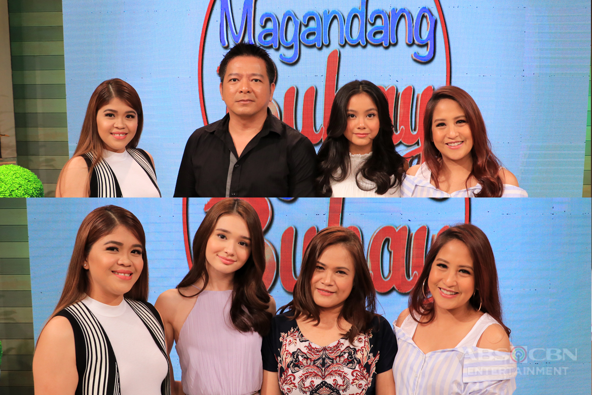 PHOTOS: Magandang Buhay with Ylona Garcia and Kira Balinger