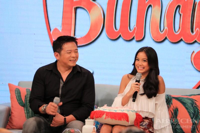 PHOTOS: Magandang Buhay with Ylona Garcia and Kira Balinger