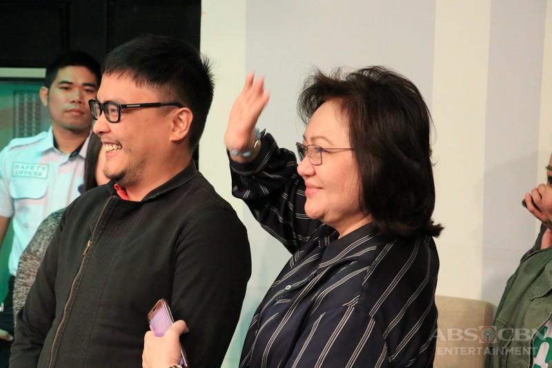 PHOTOS: Magandang Buhay with Aga Mulach