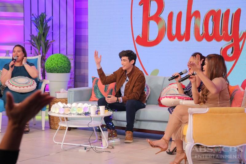 PHOTOS: Magandang Buhay with Marco Gallo and Hero Angeles