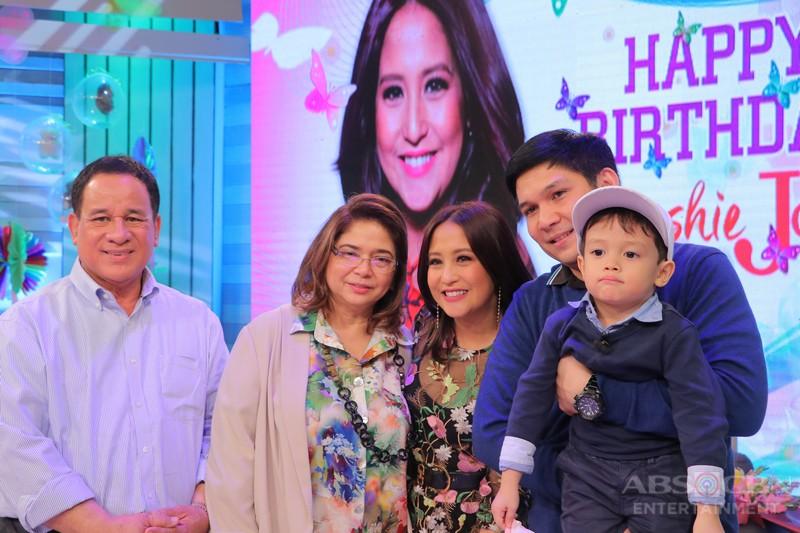 IN PHOTOS: Momshie Jolina's 'baby reveal' on Magandang Buhay