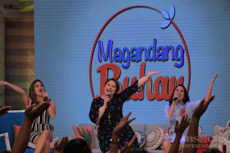 PHOTOS: Magandang Buhay with Aljur, Vin, Marco & Michele