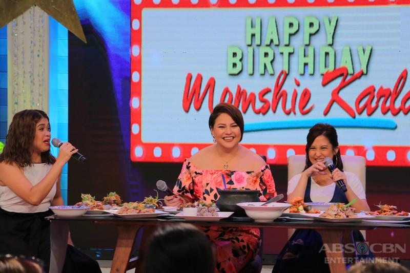 PHOTOS: Happy birthday, Momshie Karla!