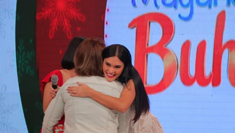 PHOTOS: Magandang Buhay with Pia Wurtzbach
