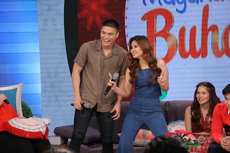 PHOTOS: Magandang Buhay with McLisse and LoiNie