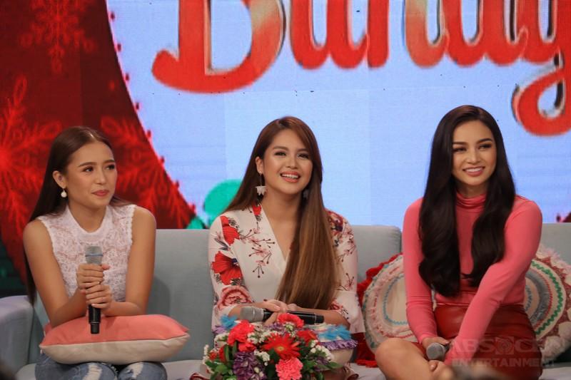 PHOTOS: Magandang Buhay with Kylie, Miho and Jane