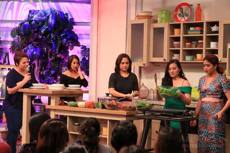 PHOTOS: Magandang Buhay with Judy Ann Santos and Gladys Reyes