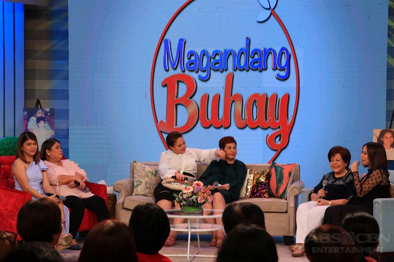 PHOTOS: #MBGrandMomshies with Momshies Thelma, Virgie & Paulette!