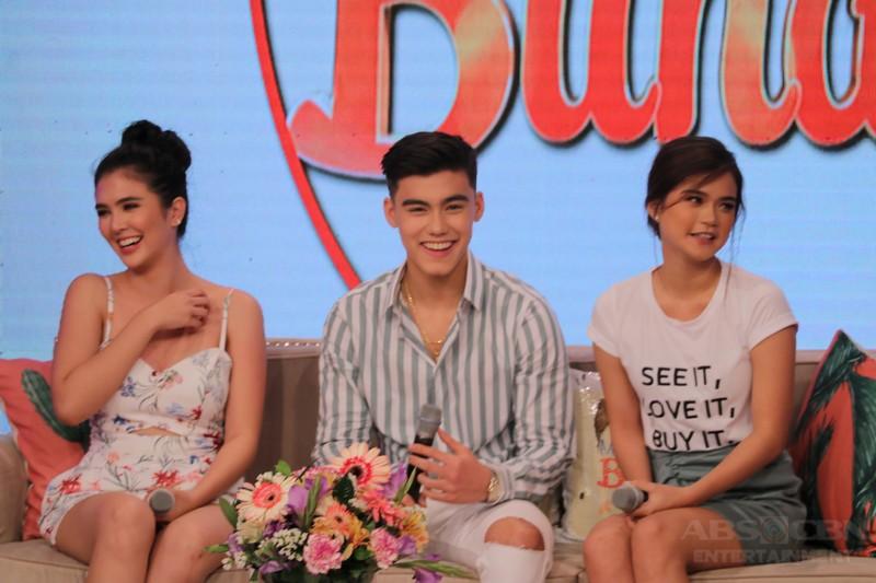 PHOTOS: Magandang Buhay with Sofia, Bailey ang Maris
