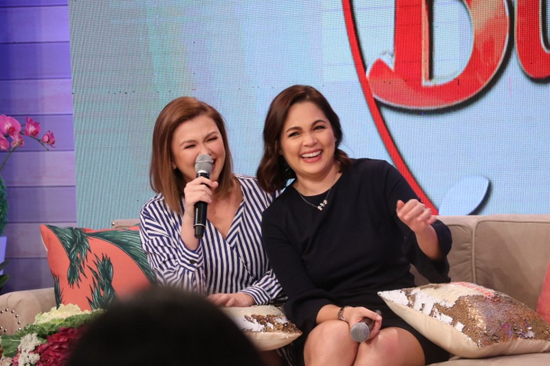 PHOTOS: Magandang Buhay with Judy Ann and Angelica