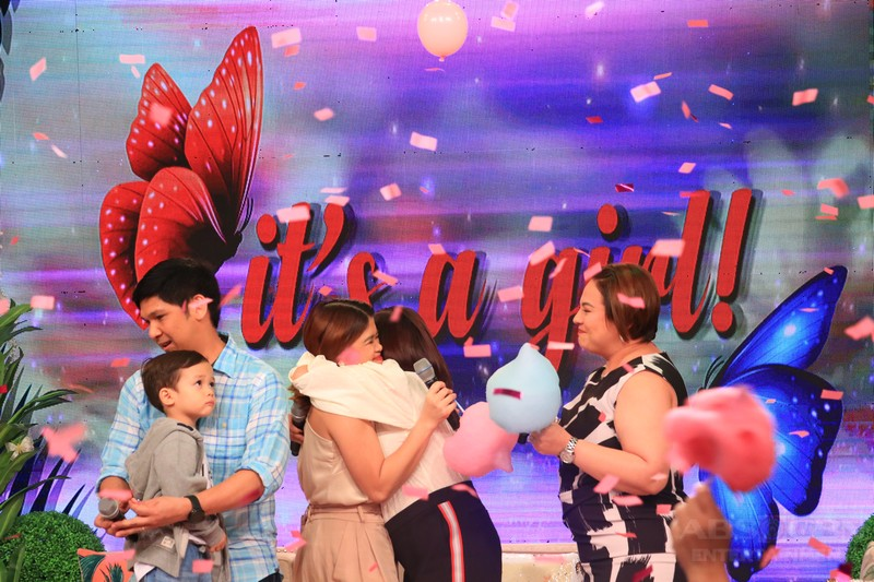 LOOK: Momshie Jolina's Baby #2 Gender Reveal on Magandang Buhay!