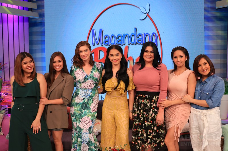 PHOTOS: Magandang Buhay with the women of Wildflower
