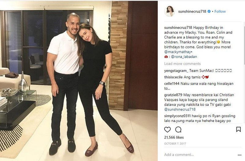 Sunshine admits on Magandang Buhay that she's happy and these photos AGREE!!!