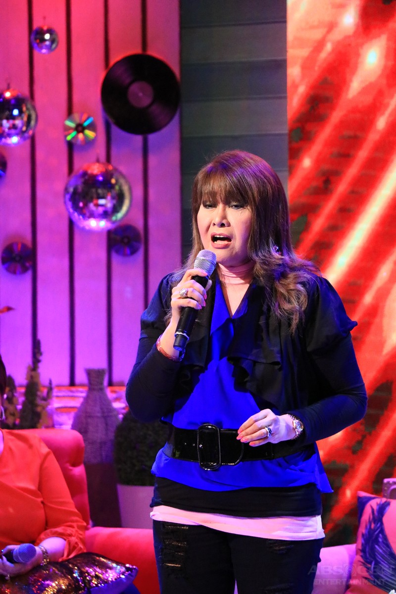 PHOTOS: Magandang Buhay with Claire dela Fuente and Imelda Papin
