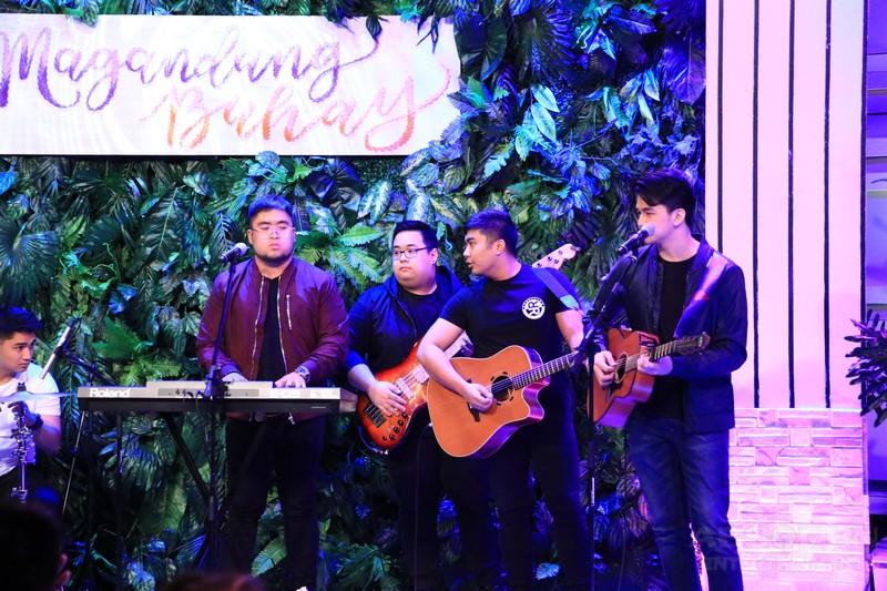 PHOTOS: Magandang Buhay with Ejay, Enchong and AJ