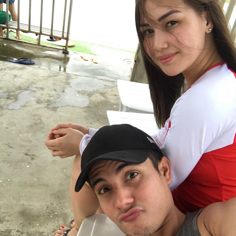 SWEEEEET! 17 photos that show Ejay Falcon is truly one lucky man!