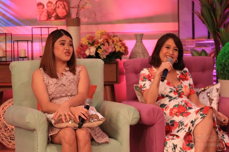 PHOTOS: Magandang Buhay with Empress, Danica and Niña