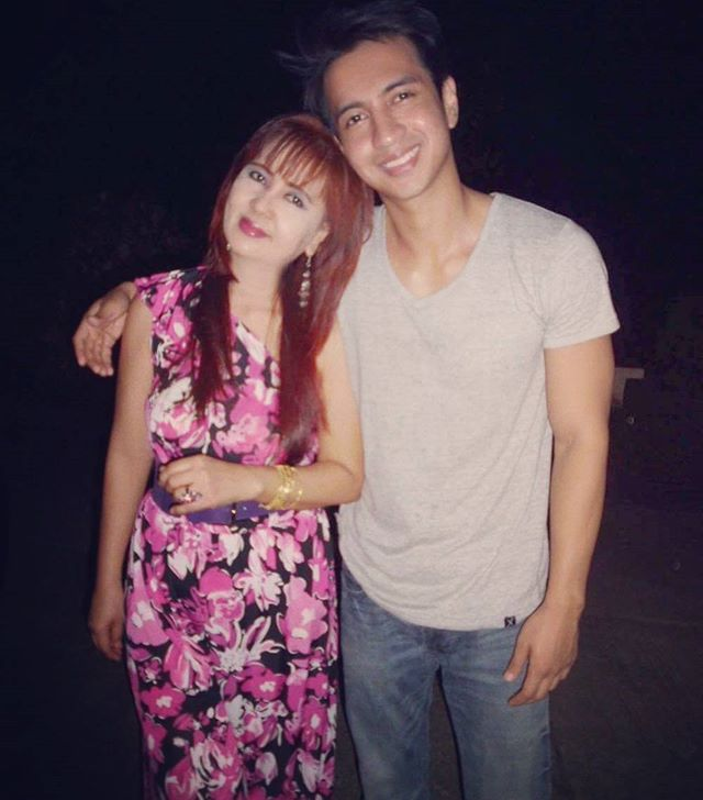 LOUD & PROUD! 10 photos of RK Bagatsing that show he's a certified Mama's Boy!