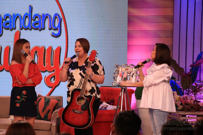 PHOTOS: Magandang Buhay with Arjo and Sue