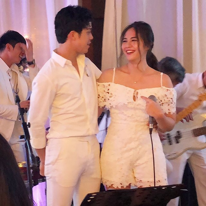 ElNelLove! Cheesy photos of Elmo & Janella That Will Give You A Kilig Ever After!