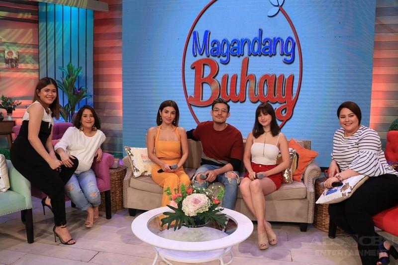 PHOTOS: Magandang Buhay with Xian, Coleen and Nathalie