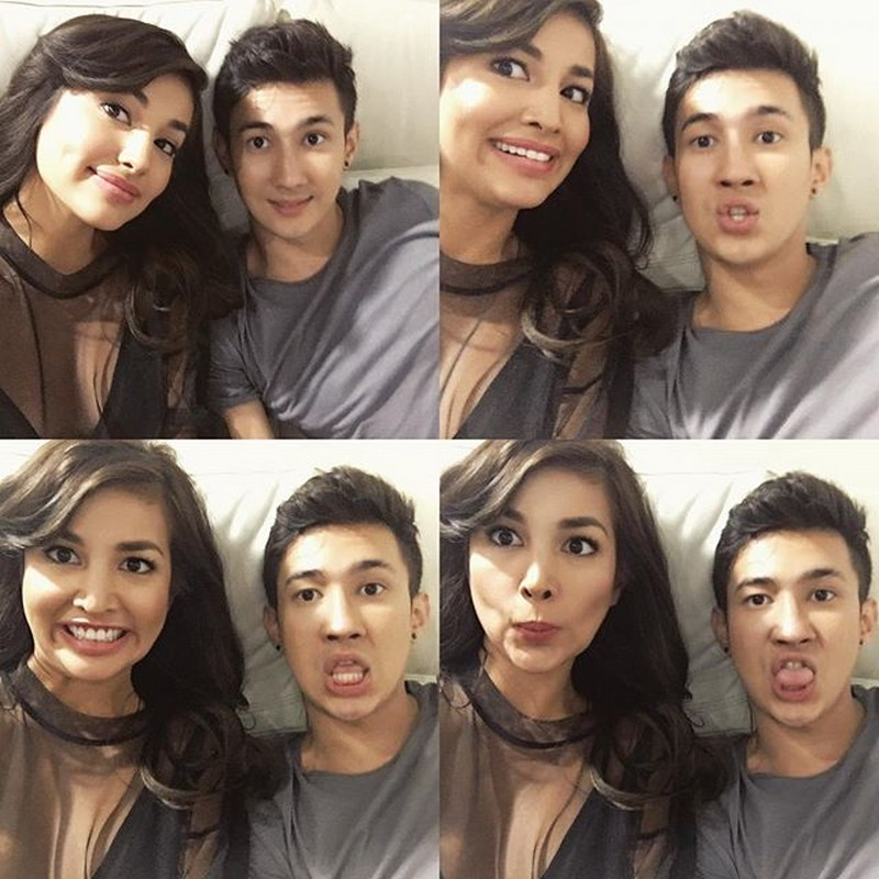"""LOOK: Meet Nathalie Hart's """"forever date"""" in these 14 photos"""