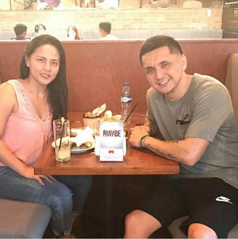 """LOOK: LJ Moreno-Alapag with her very own """"MVP"""""""