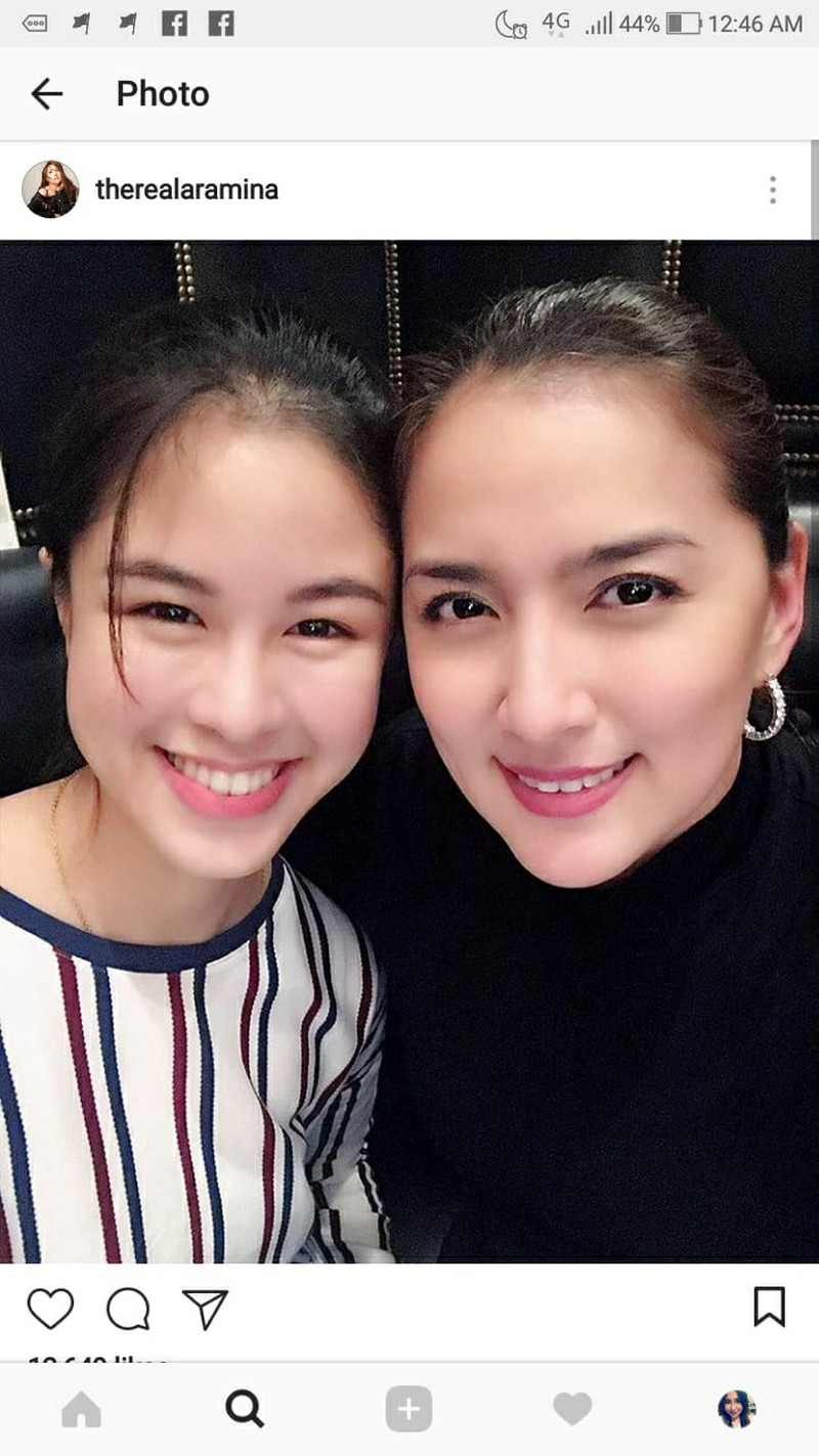 """LOOK: 19 Photos of Kisses with her """"Ates"""" for life!"""