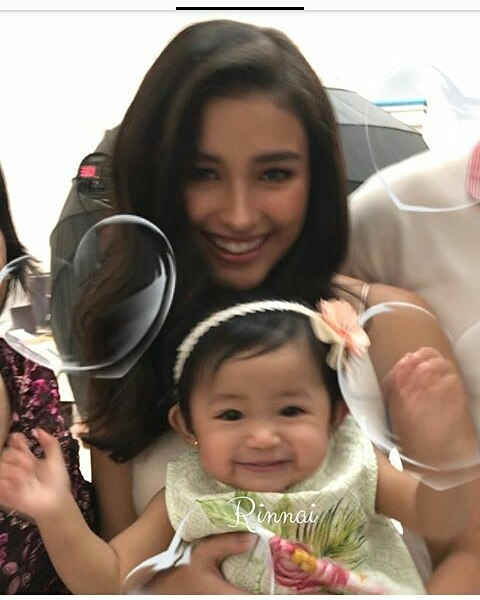 LOOK: Meet Liza Soberano's cutie baby sister Rianne in these 12 photos!