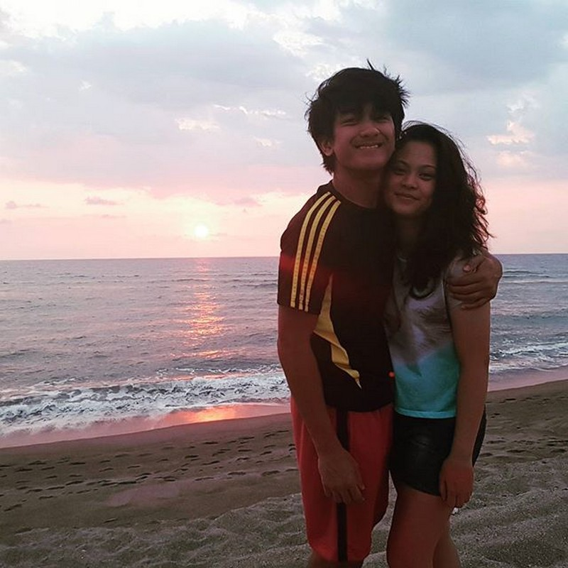 LOOK: 24 photos of Makisig Morales with his girlfriend for 5 years