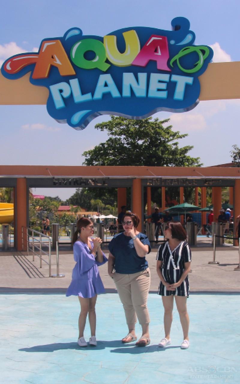 PHOTOS: Magandang Buhay Momshies in Aqua Planet