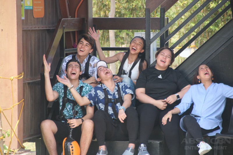 PHOTOS: Magandang Buhay Summer Adventure with Maymay, Edward, Marco and Yong