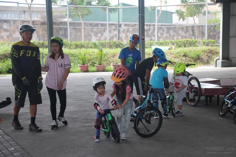 PHOTOS: Magandang Buhay Momshies' biking adventure with Sam, Xia and Raikko