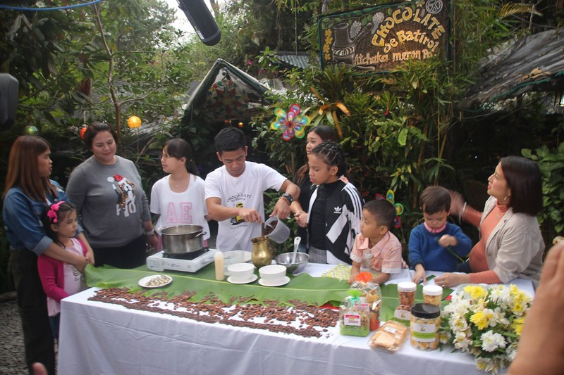 PHOTOS: Magandang Buhay goes to Baguio with Awra, Xia and Carlo