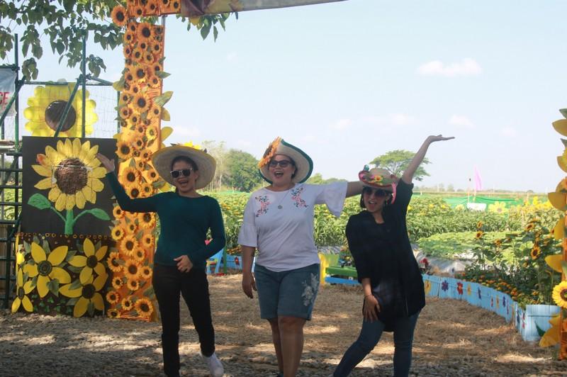 Magandang Buhay goes to Sunflower Maze in Pangasinan