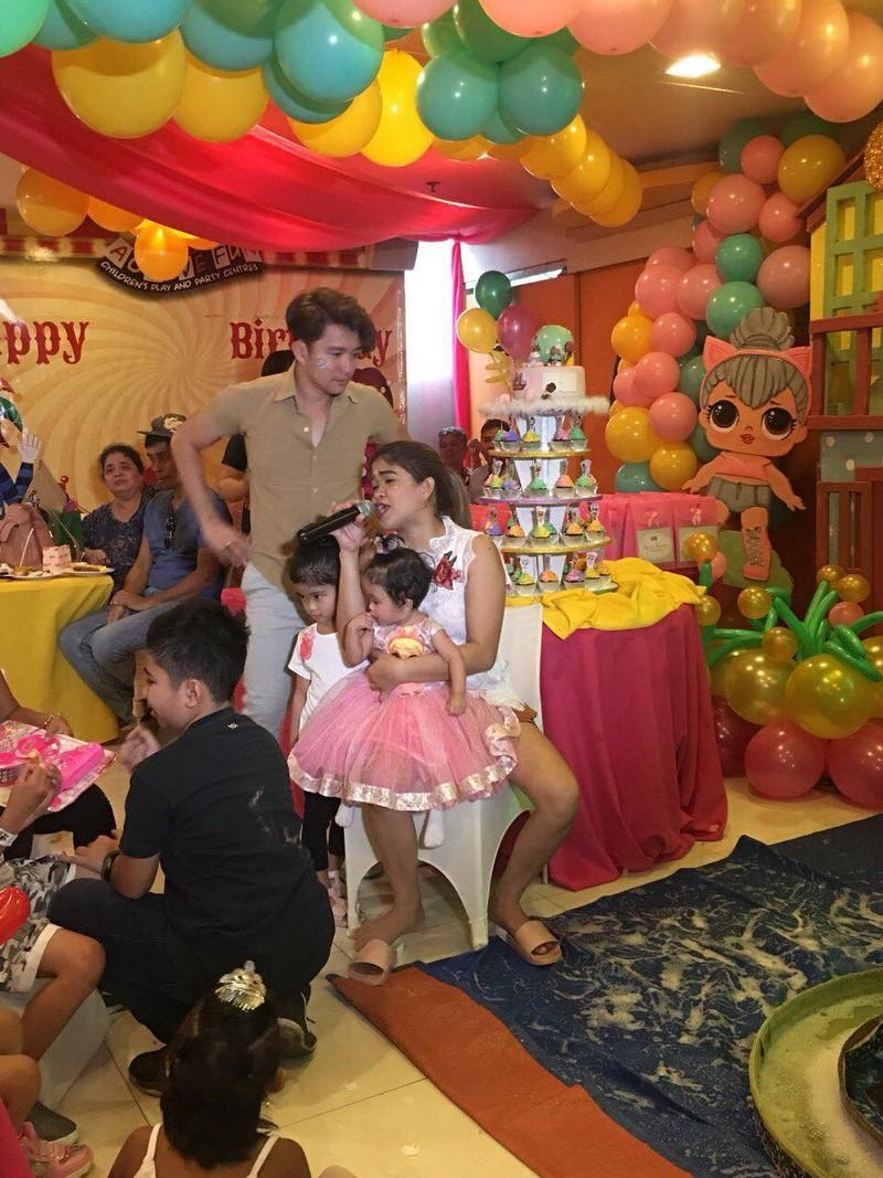 LOOK: Mela's 4th birthday celebration