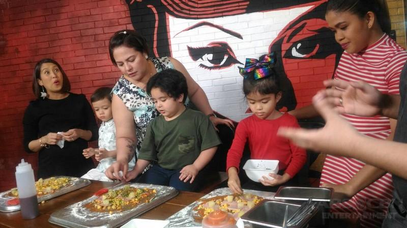 PHOTOS: #EatsThursday with Magandang Buhay momshies