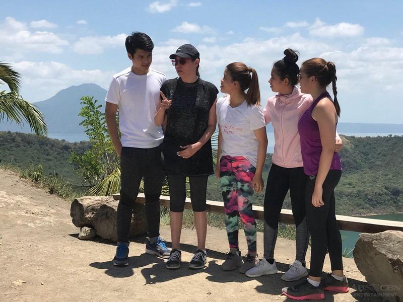 PHOTOS: #KapaMELAIday with Jerome, Loisa, Joshua and Alexa