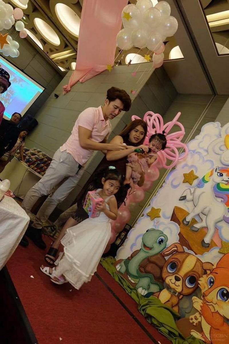 LOOK: Baby Stela's 1st birthday celebration!