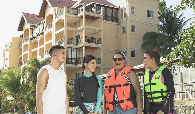 PHOTOS: Magandang Buhay with Barbie, Kisses and Tony