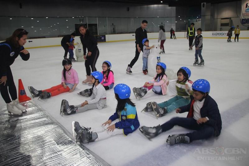 PHOTOS: MB summer adventure sa dessert museum at ice skating rink