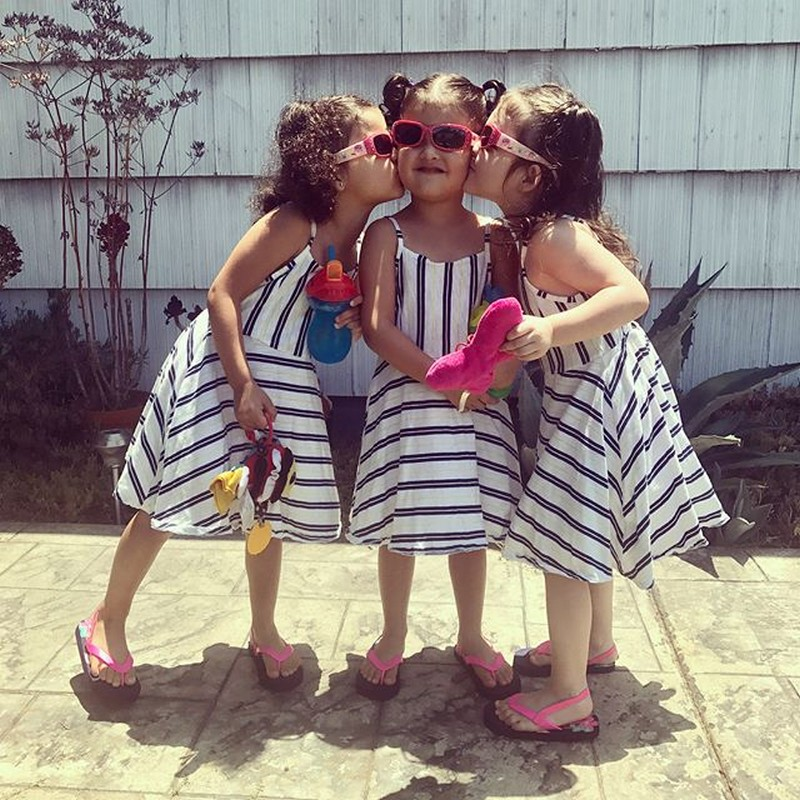 Remember former sexy star Ramona Revilla? She's now a mom of these beautiful triplets!