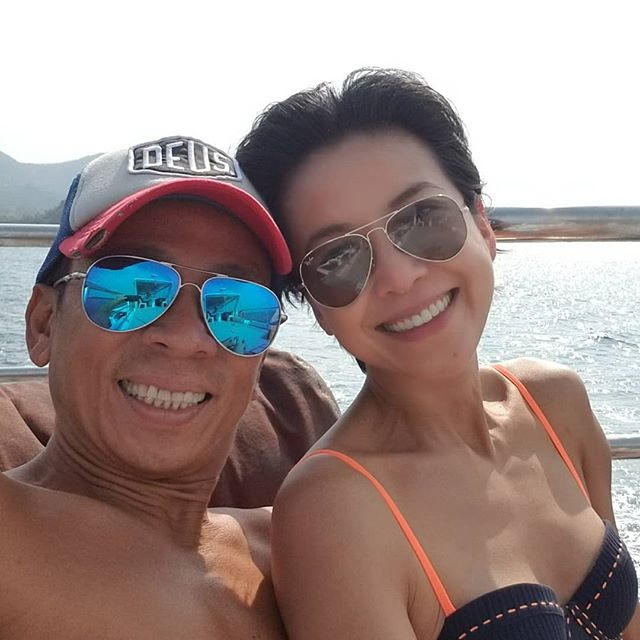 MAY FOREVER! 18 photos of Kuya Kim with the woman who has his heart